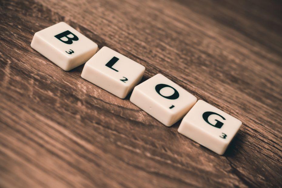 Píšeme blog. Zvýší to naše šance na nalezení zaměstnání?